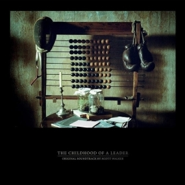 Scott Walker - The Childhood Of A Leader LP -Clear Vinyl-