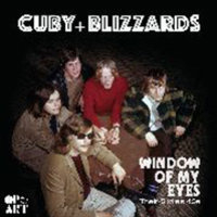 Cuby & The Blizzards  Window Of My Eyes LP - Red Vinyl-