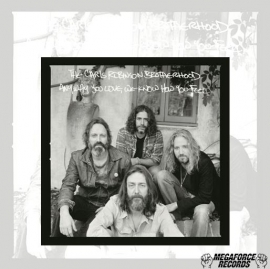 Chris Robinson Brotherhood Anyway You Love,  We Know How You Feel 2LP