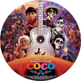 Songs From Coco Soundtrack LP (Picture Disc)