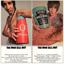 The Who The Who Sell Out LP