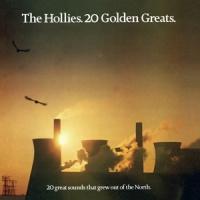 Hollies 20 Golden Greats LP