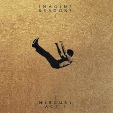 Imagine Dragons Mercury Act 1 CD- Deluxe