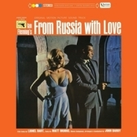 James Bond From Russia With Love LP