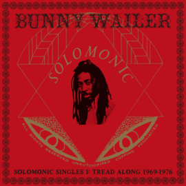 Bunny Wailer Solomonic Singles Pt.1 LP