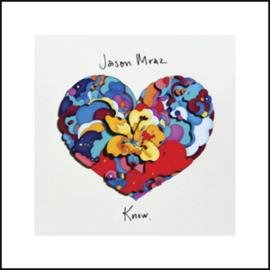 Jason Mraz KNOW. LP