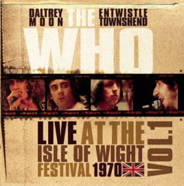 The Who Live At The Isle Of Wight Vol. 2 -RSD-2LP