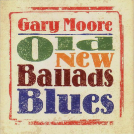 Gary Moore Old New Ballads Blues LP
