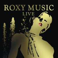 Roxy Music Live 2LP + CD