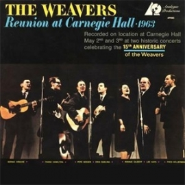 The Weavers - Reunion At Carnegie Hall 1963 SACD