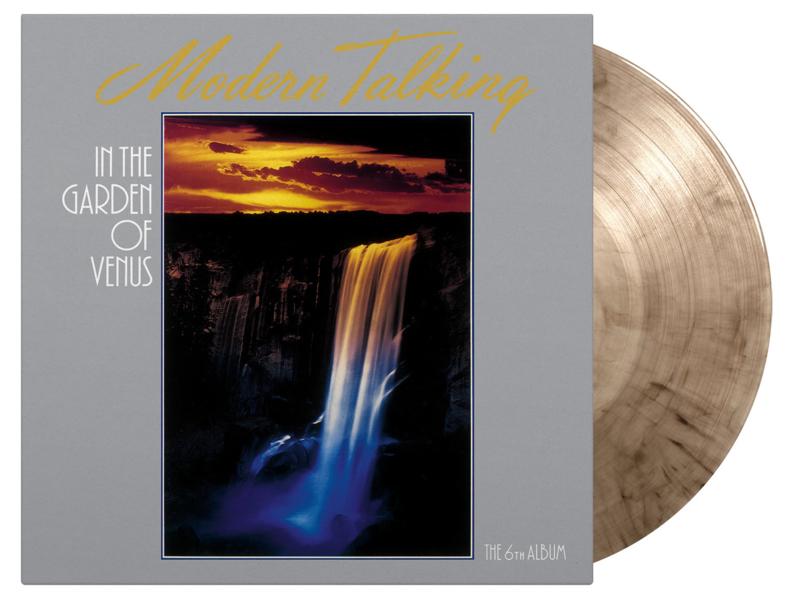 Modern Talking In The Garden Of Venus LP - Smoke Vinyl-
