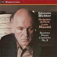 Brahms - Piano Concerto No. 2 LP