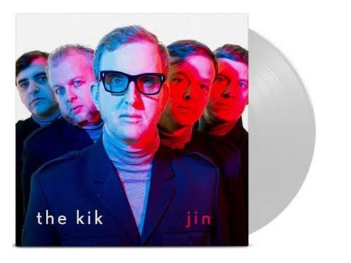 The Kik Jin LP + CD - Coloured Vinyl-