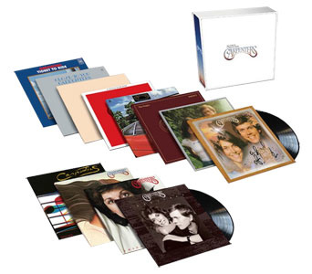 The Carpenters The Vinyl Collection 180g 12LP Box Set