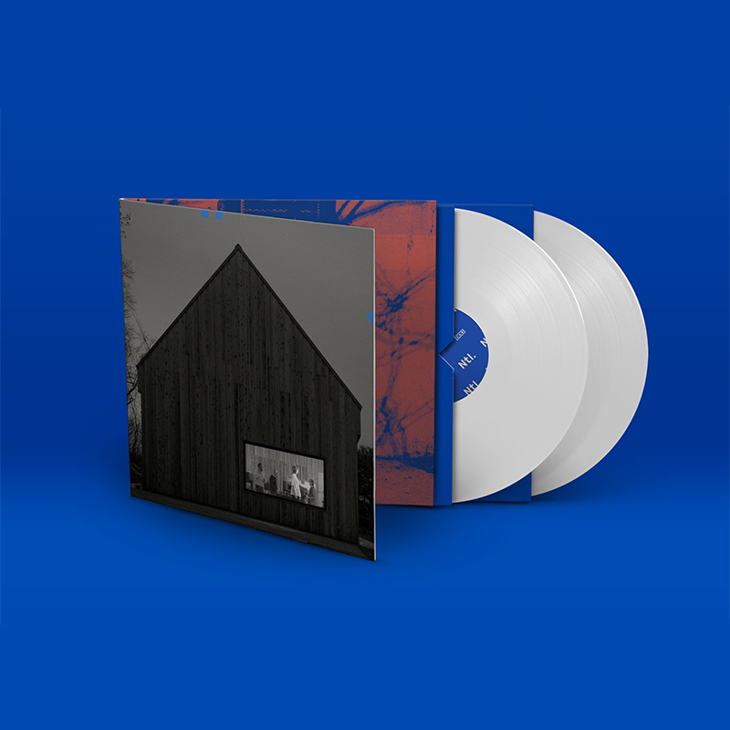 The National Sleep Well Beast 2LP - White Vinyl