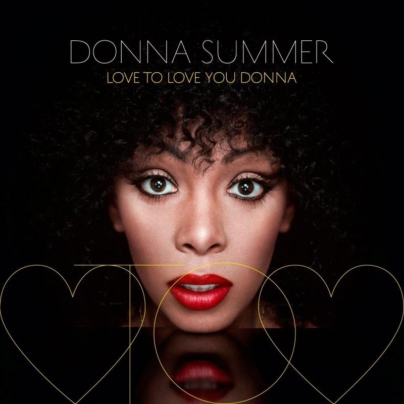 Donna Summer - Love To Love Donna 2LP