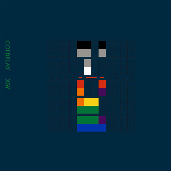 Coldplay X & Y 2LP
