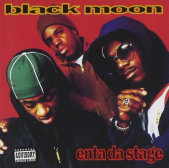 Black Moon Enta Da Stage LP
