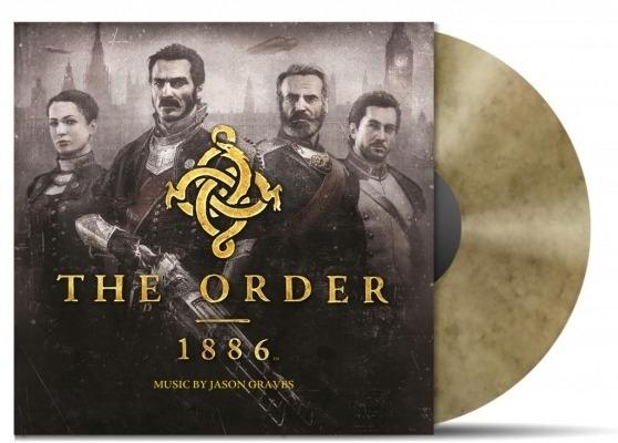 ORIGINAL SOUNDTRACK THE ORDER: 1886 (JASON GRAVES) LP