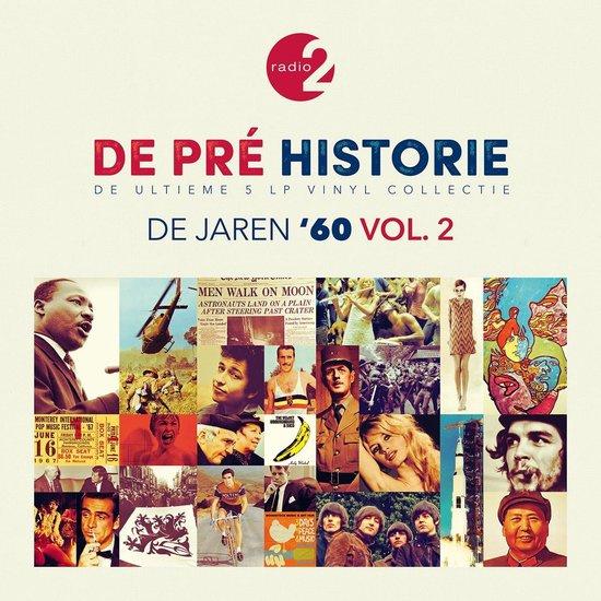De Pre Historie De Jaren '60 Vol. 2 5LP