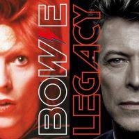 David Bowie Legacy 2LP