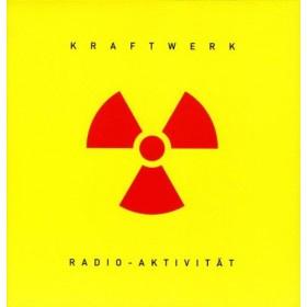 Kraftwerk Radio-activity LP