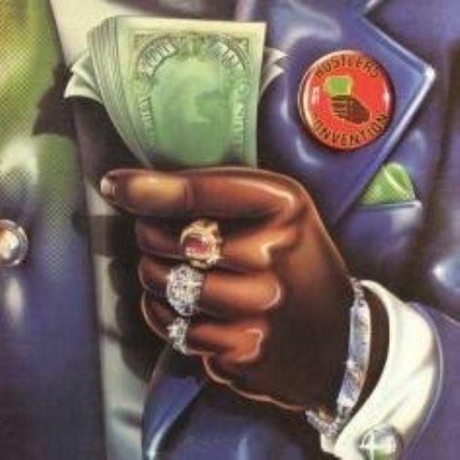 Lightnin' Rod - Hustlers Convention LP