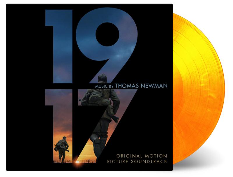 1917 2LP - Flaming Coloured Vinyl-