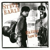Steve Earle - Guitar Town LP