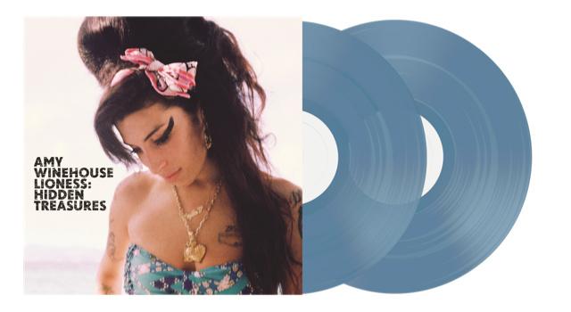 Amy Winehouse Lioness: Hidden Treasures 180g 2LP - Blue Vinyl-