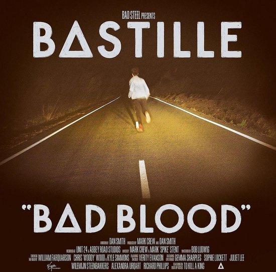 Bastille Bad Blood LP