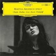 MARTHA ARGERICH PIANO 180g LP