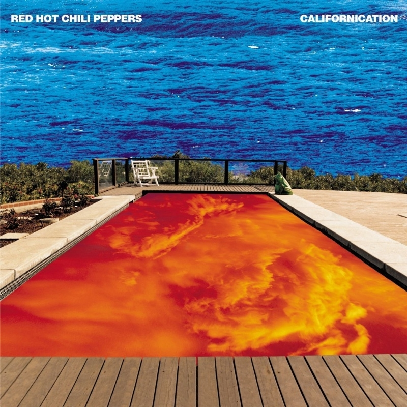 Red Hot Chili Peppers - Californication 2LP