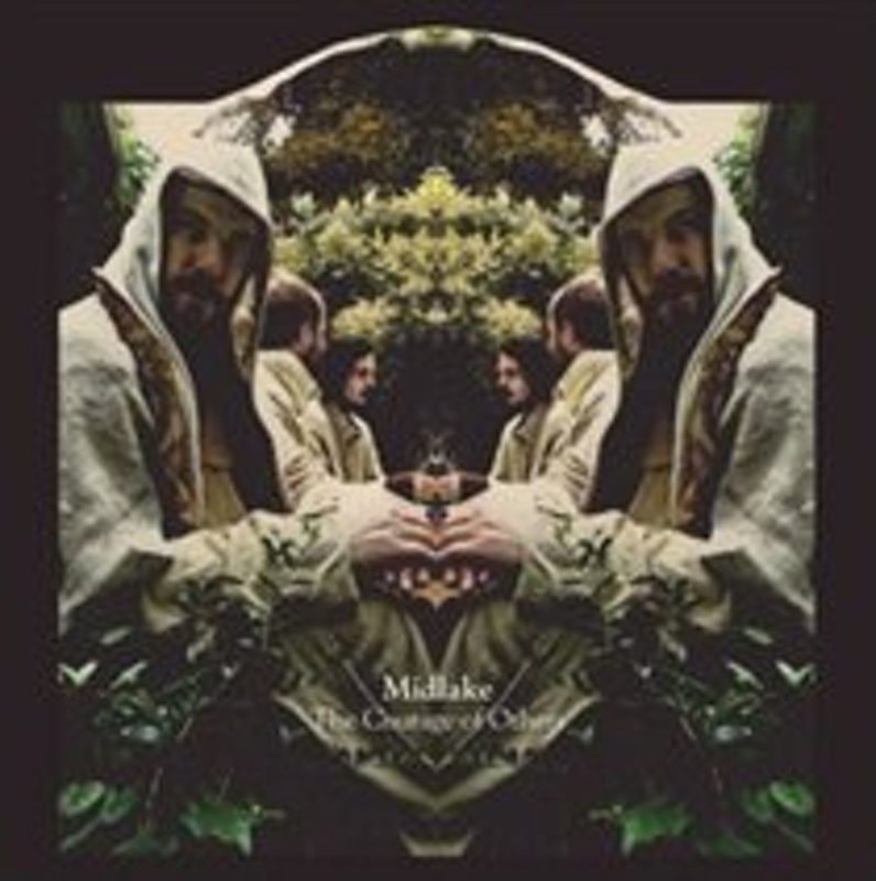 Midlake Courage of Others LP - Green Vinyl-