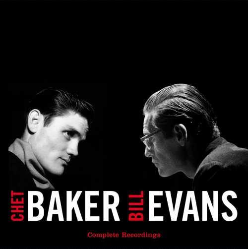 Chet Baker & Bill Evans Complete Recordings 2LP