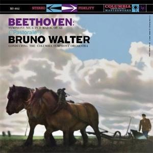 "Bruno Walter Beethoven Symphony No. 6 ""Patorale"" 200g LP"