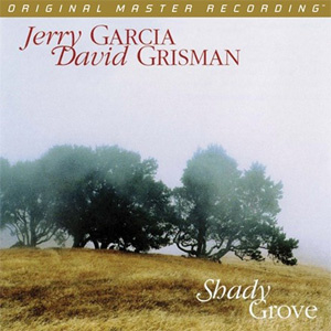 Jerry Garcia & David Grisman Shady Grove Numbered Limited Edition 180g 2LP