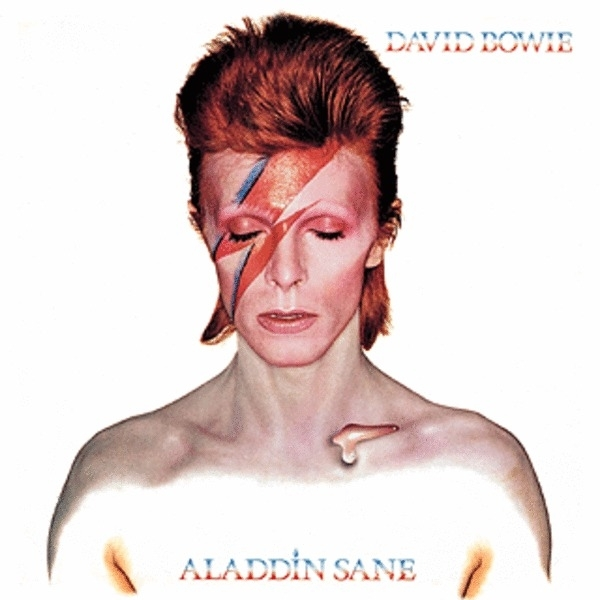 David Bowie Aladdin Sane LP 2016 Remaster