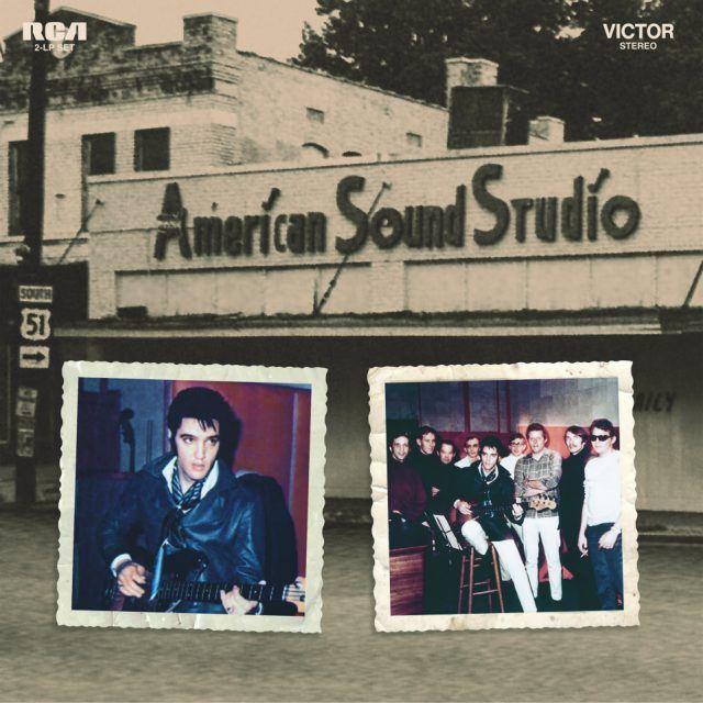 Elvis Presley American Sound 1969 2LP