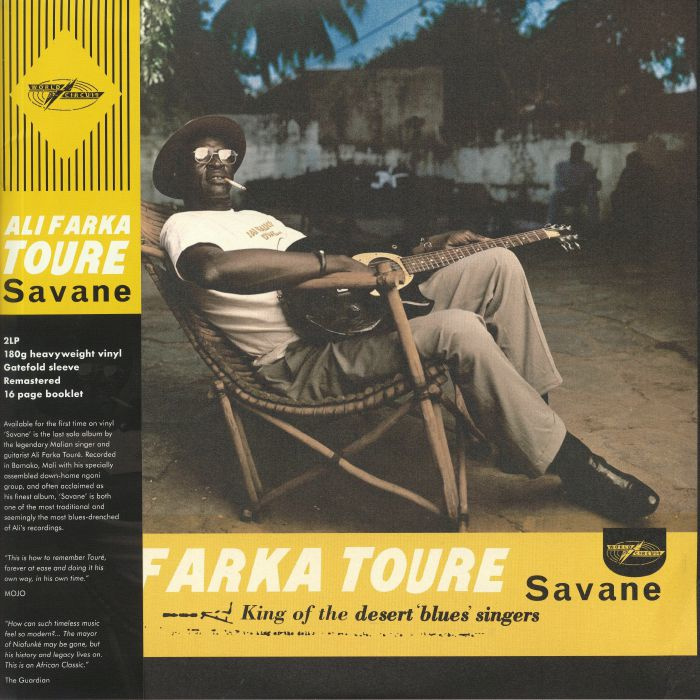 Ali Farka Toure Savane 2LP