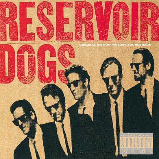 ORIGINAL SOUNDTRACK RESERVOIR DOGS 1LP -