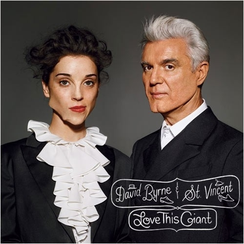 David Byrne & St. Vincent - Love This Giant 2LP -Luistertrip-
