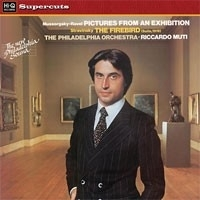 Mussorgsky - Pictures From An Exibition HQ LP