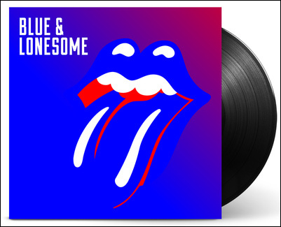 Rolling Stones Blue & Lonesome 2LP