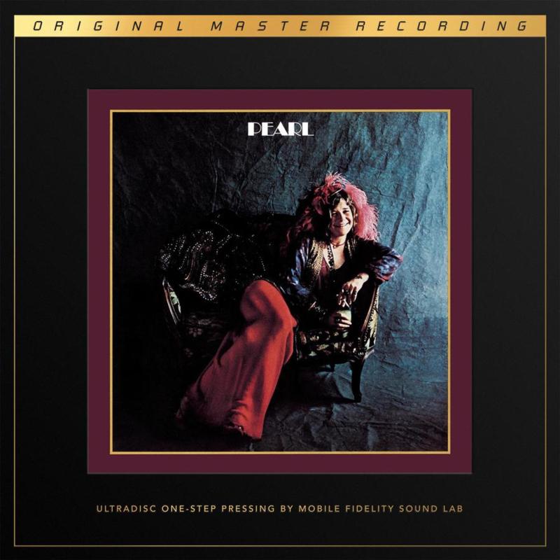 Janis Joplin Pearl UltraDisc One Step UD1S - 45rpm 180g 2LP Box Set