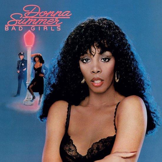 Donna Summer Bad Girls LP - Coloured Vinyl-