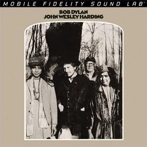 Bob Dylan John Wesley Harding Numbered Limited Edition SACD -Mono-