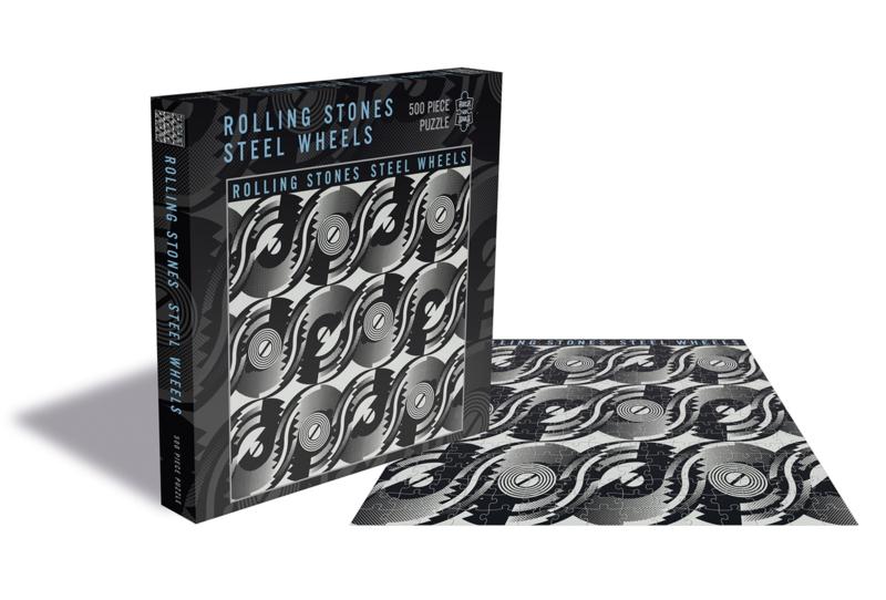Rolling Stones Steel Wheels Puzzel