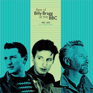 Billy Bragg Best Of Billy Bragg At The BBC 1983-2019 3LP
