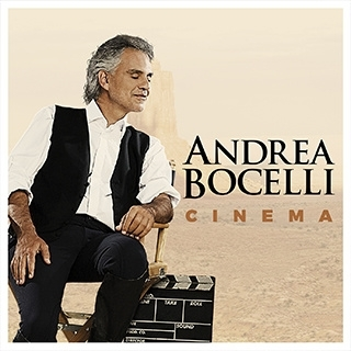 Andera Bocelli Cinema 2LP -ltd